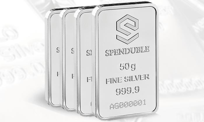 сребърни кюлчета, инвестиция в сребро, инвестиционно сребро